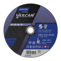 Norton Vulcan 230x1,9x22,23 Inox