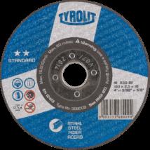 Tyrolit 125x2,5x22,23 Steel Standard