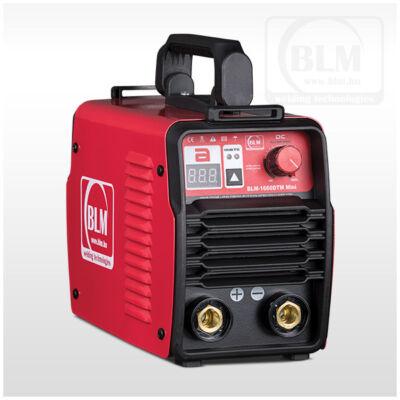BLM 1660DM Mini  digitális MMA/Lift -TIGinverteres hegesztőgép 160A