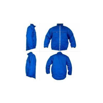 Marathon kék bélelt kabát 100%pamut  XXXL